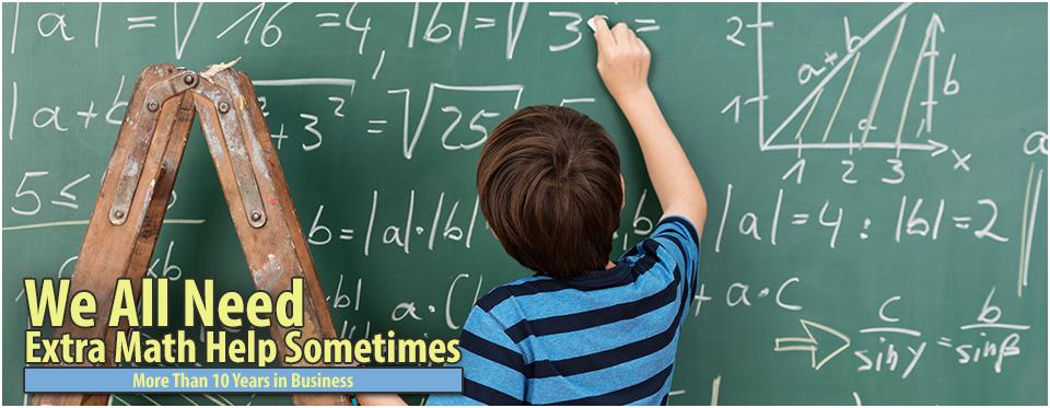 Math Tutoring Services, tutoring help, tutoring services | Lafayette, PA